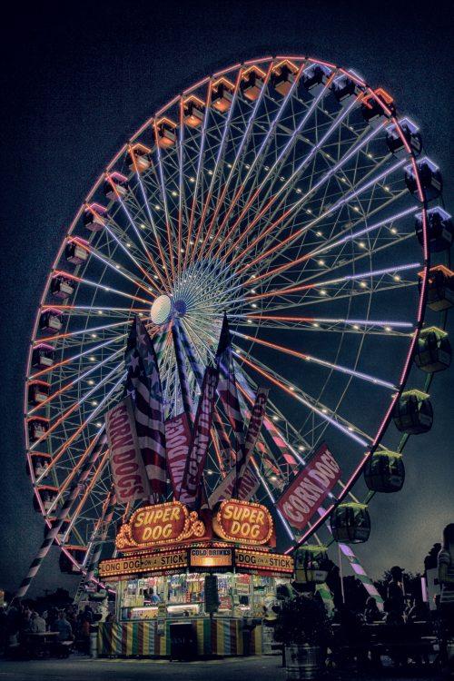 carnival-carousel-circus-992763
